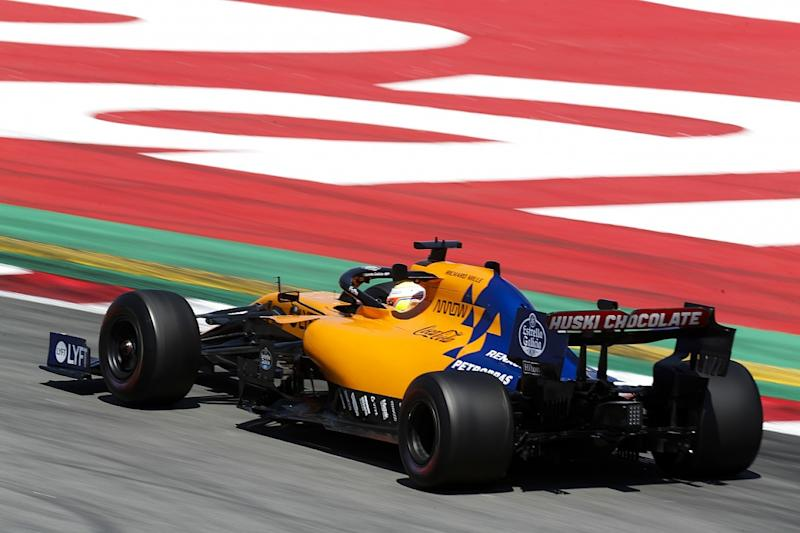 McLaren could give IndyCar drivers F1 outings