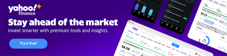 Stay ahead of the market Invest smarter with premium tools and insights.