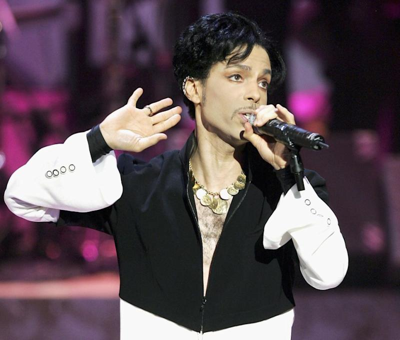 Prince passed away on April 21, 2016 at the age of 57. Source: Getty