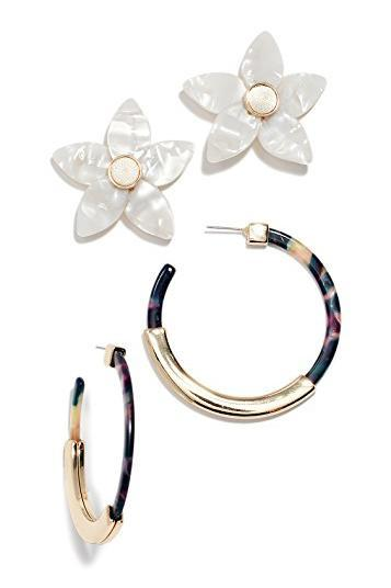 BaubleBar Party Ready Statement Earrings Gift Set. (Photo: Shopbop)