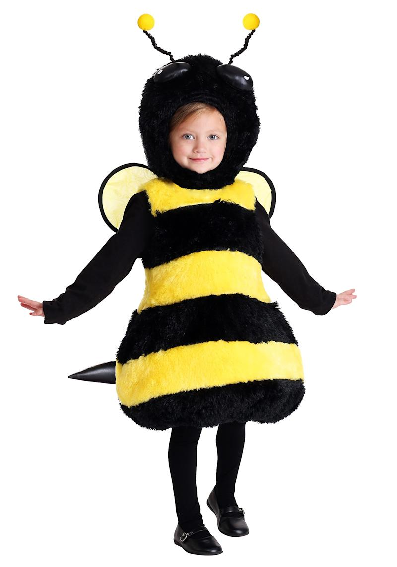 19 Cute Toddler Halloween Costumes