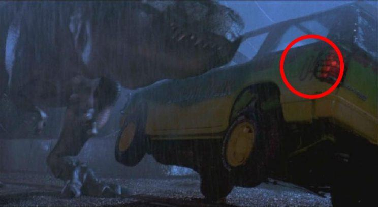 The original '04' in Jurassic Park - Credit: Universal Pictures