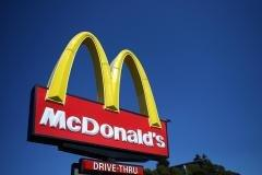 McDonald's misses, 'challenged' by Europe, Asia