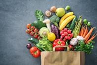 """<p>From leafy greens to cruciferous veggies, produce is a little gift from nature to us humans. Filled with crucial immune-boosting antioxidants, fiber, <a href=""""https://www.goodhousekeeping.com/health/diet-nutrition/g1967/vitamin-b12-super-foods-47012607/"""" rel=""""nofollow noopener"""" target=""""_blank"""" data-ylk=""""slk:B-vitamins"""" class=""""link rapid-noclick-resp"""">B-vitamins</a>, and minerals, they're the """"real deal"""" that can make a big impact on your health. The beauty of <a href=""""https://www.goodhousekeeping.com/food-recipes/cooking/tips/g241/grilling-vegetables-guide/"""" rel=""""nofollow noopener"""" target=""""_blank"""" data-ylk=""""slk:vegetables"""" class=""""link rapid-noclick-resp"""">vegetables</a>? The more you eat them, the better off you are. Countless studies have linked the benefits of greater veggie intake to decreased risk of chronic disease, including heart disease, diabetes, and lifestyle-related cancers. Plus, observational data has linked adequate produce intake (at least five servings per day) to <a href=""""https://www.goodhousekeeping.com/health/diet-nutrition/g25017676/foods-improve-mood/"""" rel=""""nofollow noopener"""" target=""""_blank"""" data-ylk=""""slk:better mood"""" class=""""link rapid-noclick-resp"""">better mood</a> and self-reported feelings of happiness and satisfaction. </p><p>Since veggies contain lots of water, they are also essential for hydration and digestion while simultaneously providing fuel for your body's beneficial bacteria to survive and thrive. The only thing to keep to a minimum? Breading and deep-frying your veggies, which turn a nutritious staple into a vehicle for extra refined carbs and saturated fat that can add up if you're preparing them with those methods frequently. Otherwise, choose a variety of veggies to bulk up your meals with nutritious flavor. Cook fresh and frozen produce by steaming, grilling, sautéing, or roasting — or enjoy it raw. If you go the canned route, pick types without added sugar or sodium. Here are a list of our top favorite vegetables, but keep in"""