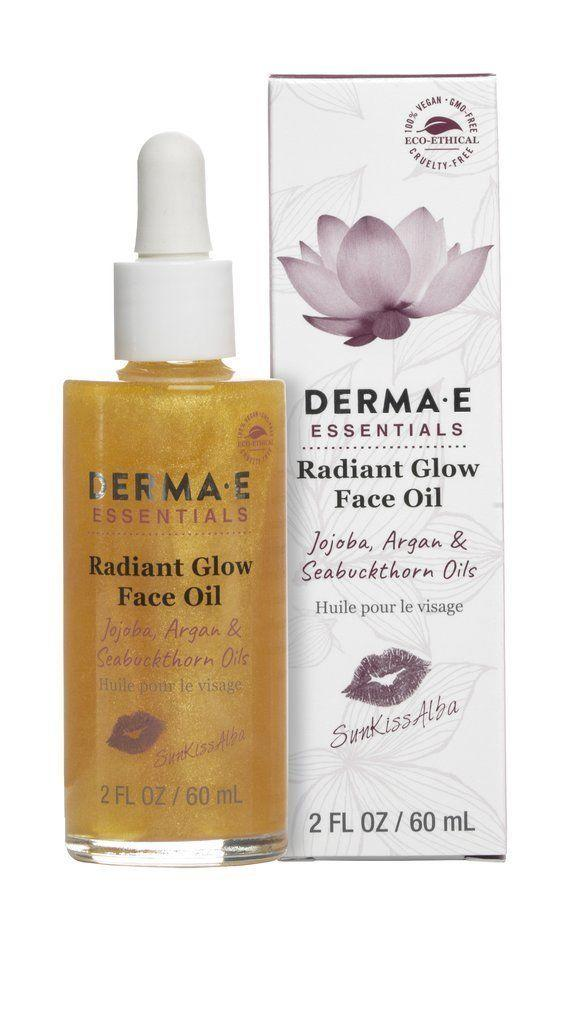 "I've been using this for about a week and am hooked at how soft and radiant it's made my skin. <a href=""https://dermae.com/products/radiant-glow-face-oil-by-sunkissalba"" target=""_blank"">Find out for yourself</a> why this cult-favorite has almost a perfect 5-star rating."