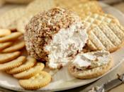 """<p>The classic cheese ball may feel like one <a href=""""https://www.thedailymeal.com/eat/cheese-balls-and-other-retro-foods-are-primed-comeback-0?referrer=yahoo&category=beauty_food&include_utm=1&utm_medium=referral&utm_source=yahoo&utm_campaign=feed"""" rel=""""nofollow noopener"""" target=""""_blank"""" data-ylk=""""slk:a retro dish"""" class=""""link rapid-noclick-resp"""">a retro dish</a>, but it never went out of style in the Midwest. While every recipe is distinctive, a classic cheese ball base features cream cheese, cheddar and nuts.</p> <p><em><a href=""""https://www.thedailymeal.com/recipes/crispy-bacon-cheddar-cheese-ball-recipe?referrer=yahoo&category=beauty_food&include_utm=1&utm_medium=referral&utm_source=yahoo&utm_campaign=feed"""" rel=""""nofollow noopener"""" target=""""_blank"""" data-ylk=""""slk:For the Crispy Bacon Cheddar Cheese Ball recipe, click here."""" class=""""link rapid-noclick-resp"""">For the Crispy Bacon Cheddar Cheese Ball recipe, click here.</a></em></p>"""