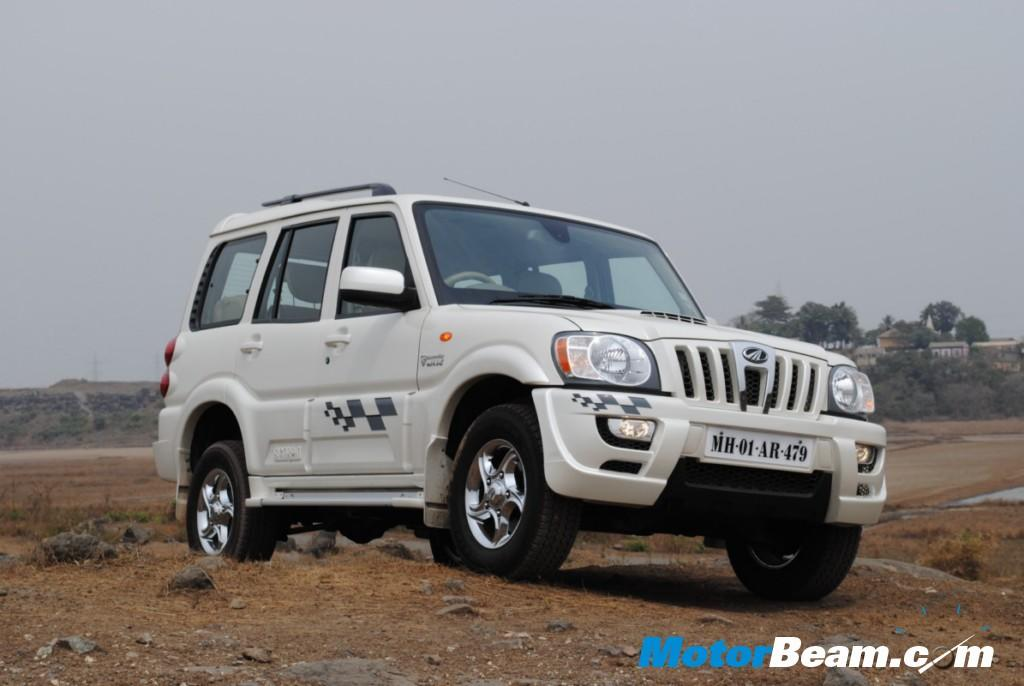 The second most popular SUV is the Mahindra Scorpio. Offering butch looks and a very responsive 2.2-litre diesel engine producing 120 BHP and 290 Nm, the Scorpio has turned Mahindra's fortunes for the better. The Scorpio range starts at Rs. 7.52 lakhs (ex-Delhi).