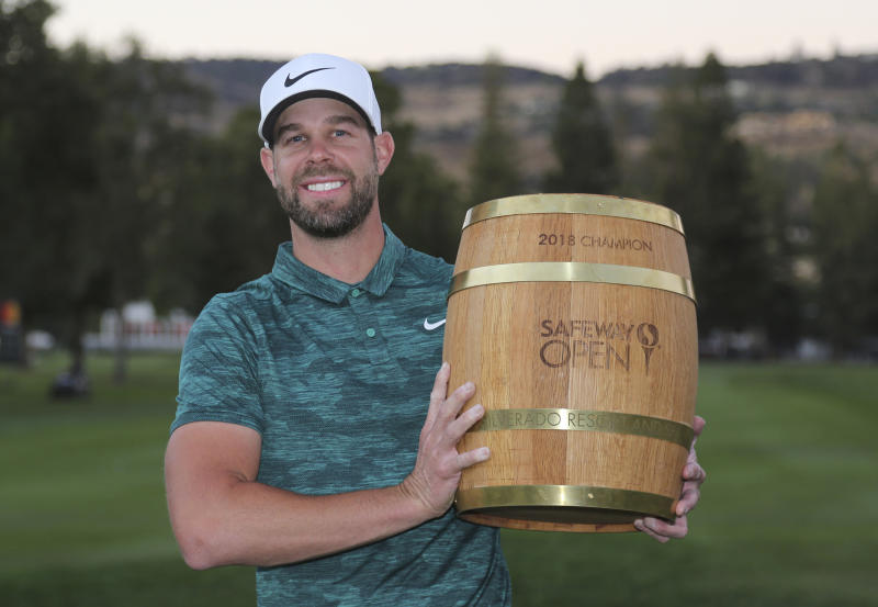 Tway clinches first PGA Tour victory in playoff