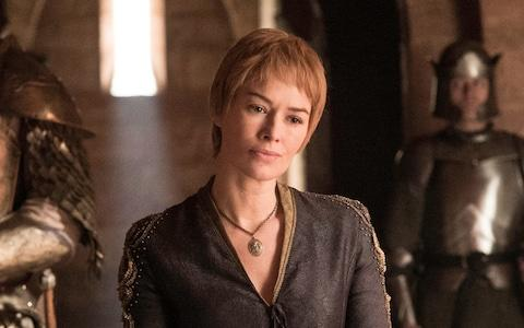 Lena Headey as Cersei Lannister - Credit: HBO