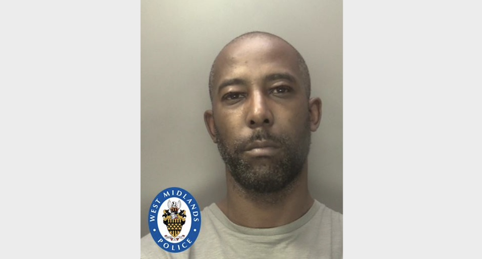 Cleon Smith. (West Midlands Police)