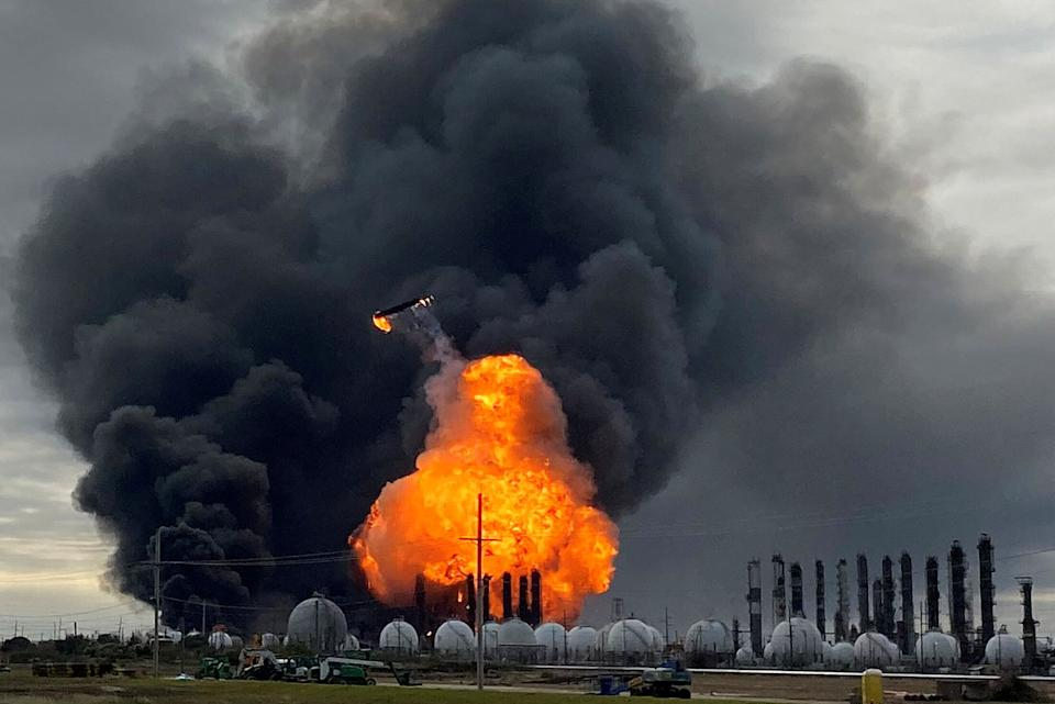Business models are going up in smoke. (Photo: Erwin Seba / Reuters)