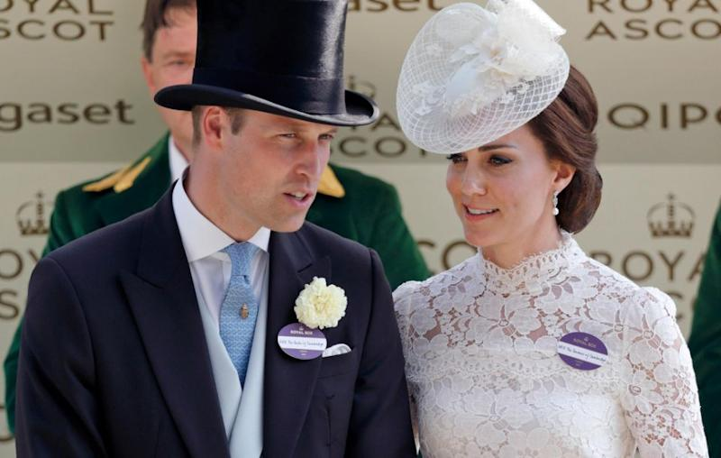 William and Kate were married in 2011. Source: Getty