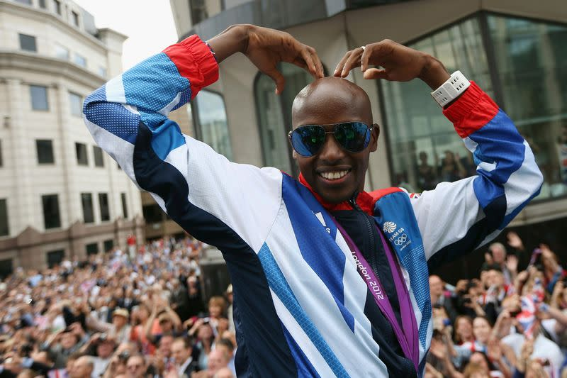 Athletics: Briton Farah targets one-hour world record in Brussels