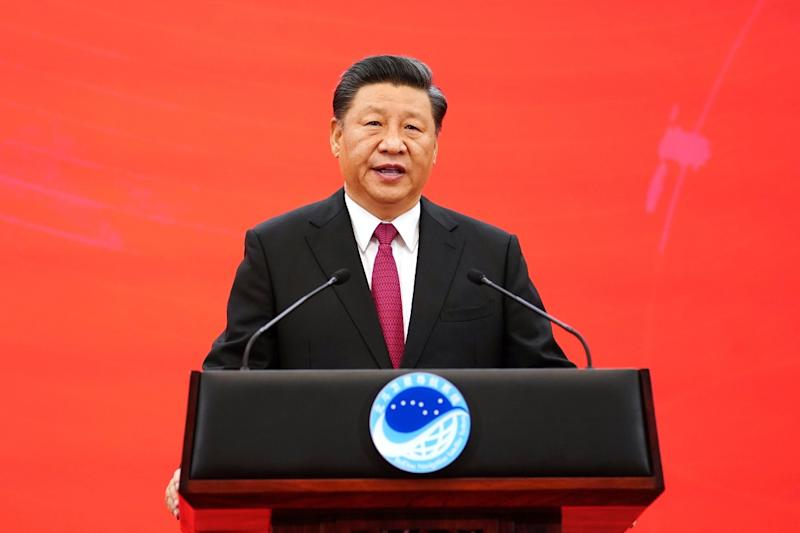 With US in Mind, Xi Jinping Warns Potential 'Invaders' on Korean War Anniversary