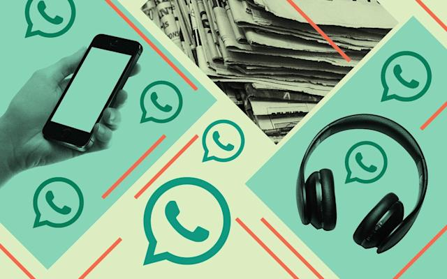 Want audio briefings direct to your WhatsApp? Look no further!