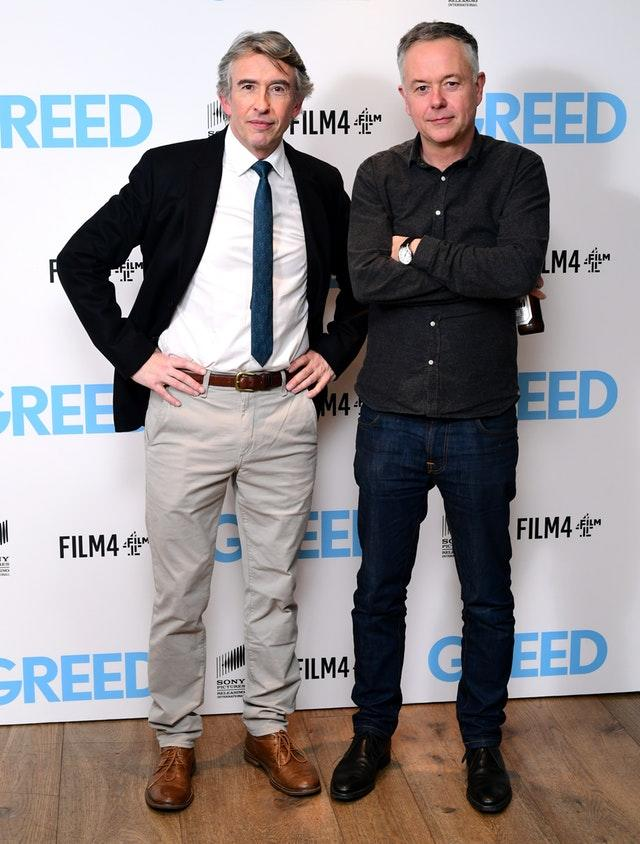 Greed special screening – London