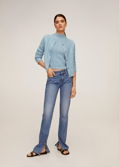 """<h2>The 2020 Way To Sweater Set</h2> <br>In a surprising turn of events, this summer's collection included a slew of matching knitwear options that are nothing like the frumpy ones you might remember from your grandmother's closet. From fast fashion options from Zara and Mango to luxury designers like Dion Lee, these ultra-preppy two-piece sets just got a modern (and covetable) upgrade.<br><br><strong>Mango</strong> Knit Halter Top, $, available at <a href=""""https://go.skimresources.com/?id=30283X879131&url=https%3A%2F%2Fshop.mango.com%2Fus%2Fwomen%2Ft-shirts-and-tops-tank-tops%2Fknit-halter-top_67064758.html%3Fc%3D52"""" rel=""""nofollow noopener"""" target=""""_blank"""" data-ylk=""""slk:Mango"""" class=""""link rapid-noclick-resp"""">Mango</a><br><br><strong>Mango</strong> Combined Knitted Cardigan, $, available at <a href=""""https://go.skimresources.com/?id=30283X879131&url=https%3A%2F%2Fshop.mango.com%2Fus%2Fwomen%2Fsweaters-and-cardigans-cardigans%2Fcombined-knitted-cardigan_67074758.html"""" rel=""""nofollow noopener"""" target=""""_blank"""" data-ylk=""""slk:Mango"""" class=""""link rapid-noclick-resp"""">Mango</a><br>"""