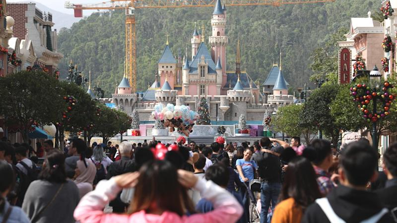 Struggling Hong Kong Disneyland raises one-day entrance fees by 3 per cent, the fifth price increase at the park since it opened in 2005