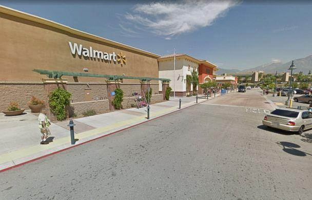 PHOTO: Wal-Mart, located at 1333 N. Mountain Ave Ontario, Calif. is pictured in a Google Street View image from 2017.<p>(Google Map, FILE)