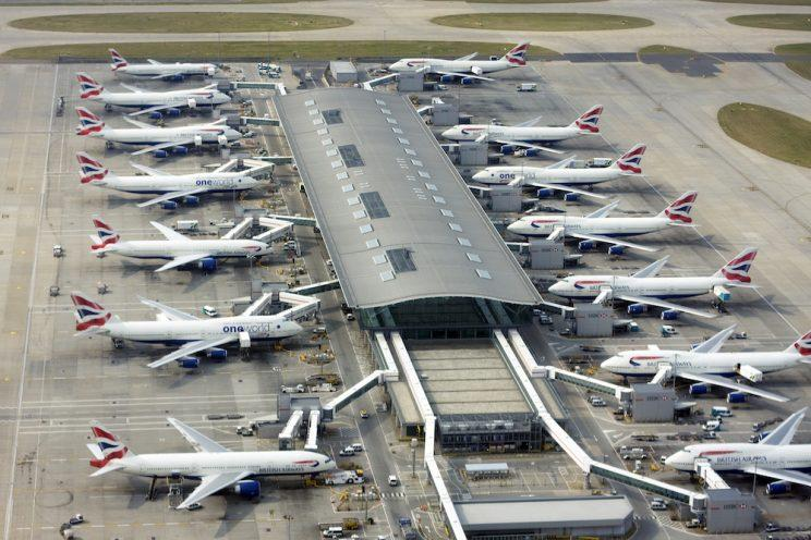 Heathrow chaos as BA cancels more flights