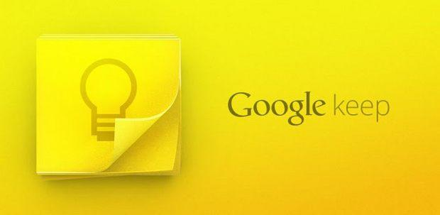 """Clean looking Google Keep is a simple and easy to use note-taking service with a basic set of features and anchored to Google Drive for making notes available anywhere. More from <a href=""""https://ec.yimg.com/ec?url=http%3a%2f%2fwww.themobileindian.com%2f%26quot%3b%26gt%3bThe&t=1498307431&sig=d947IVvLBCWKC8pid5pOmQ--~C Mobile Indian</a>."""