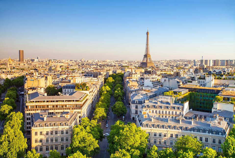 Paris, a cidade mais cara do mundo, segundo a Economist. (Foto: Getty Images)
