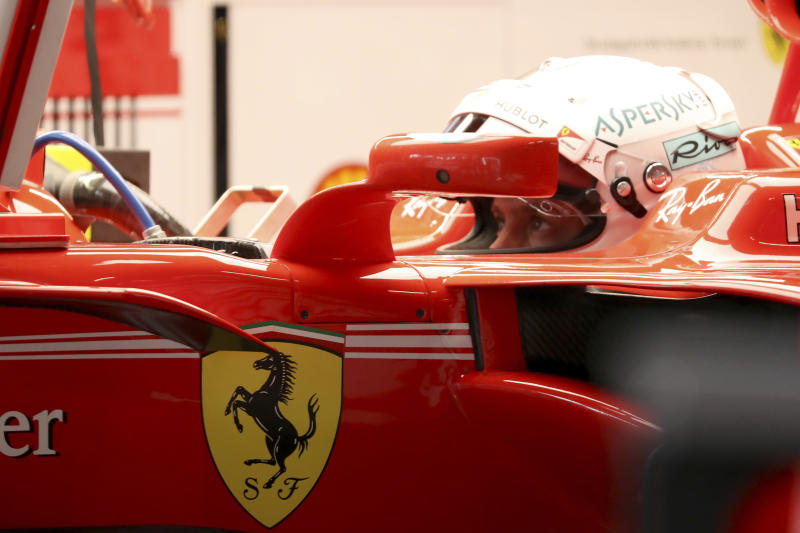 Vettel: No panic at Ferrari after Malaysia engine failures