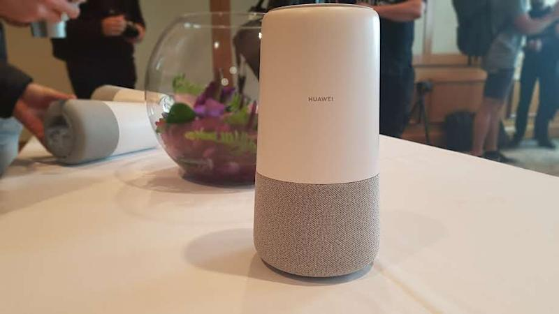 Huawei launches its first Alexa smart speaker to take on Amazon, Google and Apple