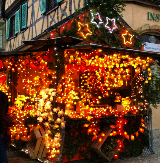 <p>This town has one of the most spectacular Christmas markets you will encounter! To be fair, it's home to not one, but five different markets, all within walking distance of each other. Colmar is a popular spot, and throngs of people come here for these markets, so prepare for crowds.</p>