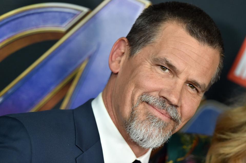 Josh Brolin shares cheeky Instagram picture