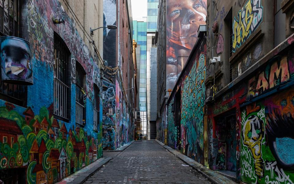 hosier lane - ap