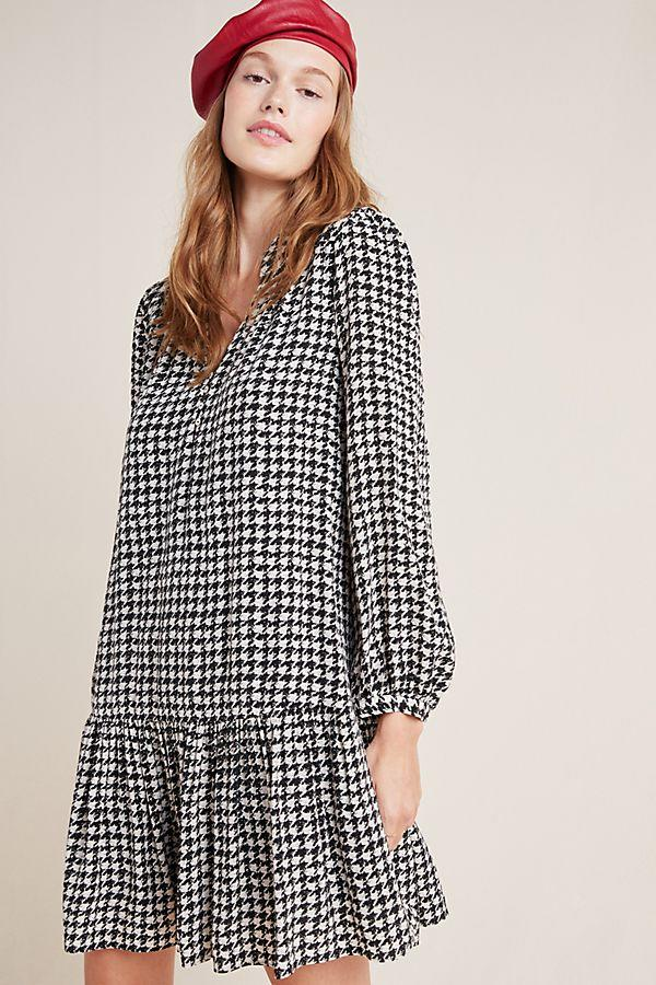 Meave Sterling Houndstooth Tunic