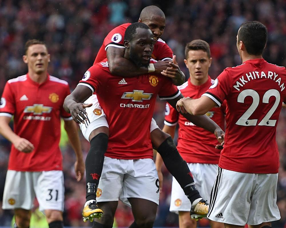 Lukaku is expected to face Burton Albion for United on Wednesday night (Getty)