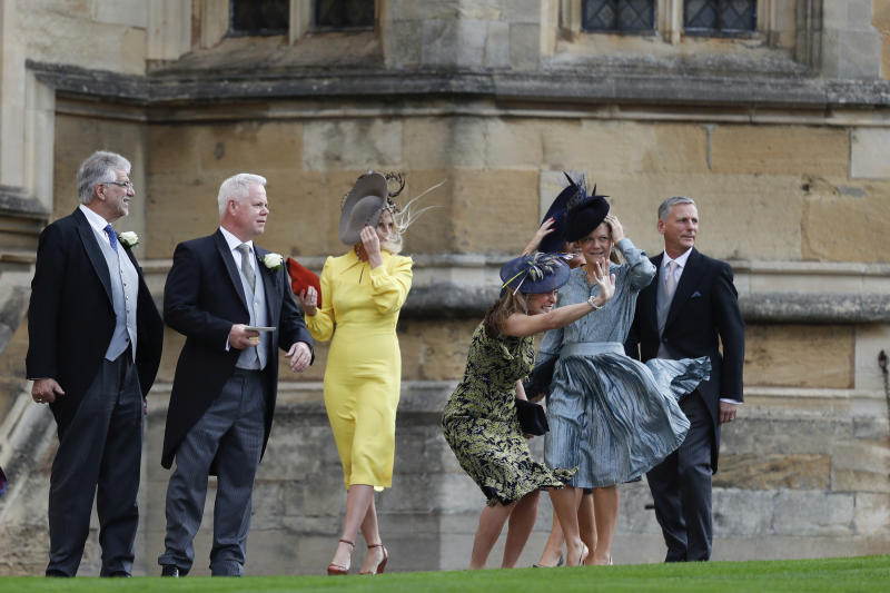 Princess Charlotte Steals the Show With a Wave at Latest Royal Wedding