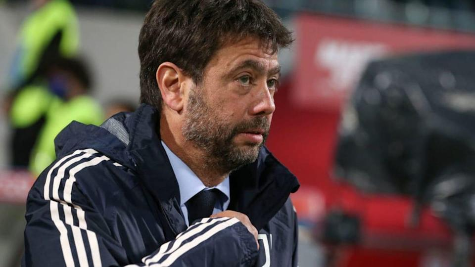 Andrea Agnelli | Jonathan Moscrop/Getty Images