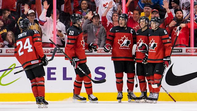 Hockey Canada has named the teenagers that will hopefully win the nation's hearts in the 2020 World Juniors tournament. (Photo by Rich Lam/Getty Images)