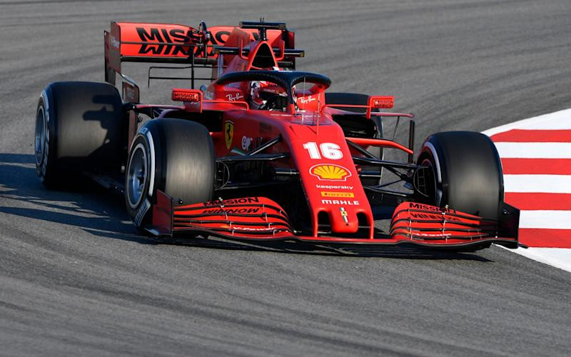 Scuderia Ferrari SF1000  - Rudy Carezzevoli/Getty Images