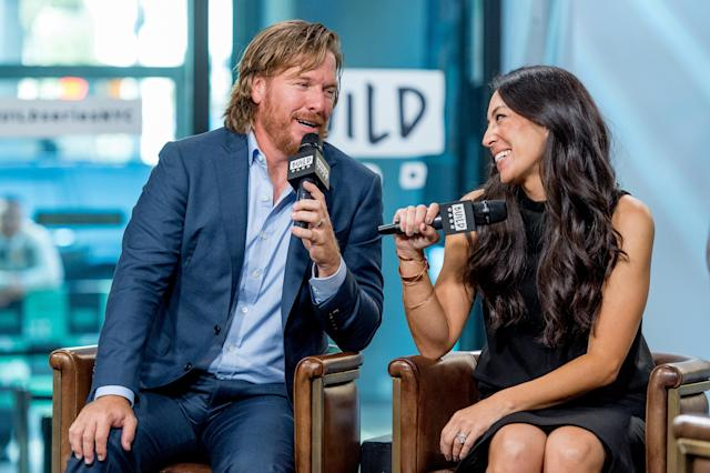 'Party of 7.' See Fixer Upper Stars Chip and Joanna Gaines' Adorable Pregnancy Announcement