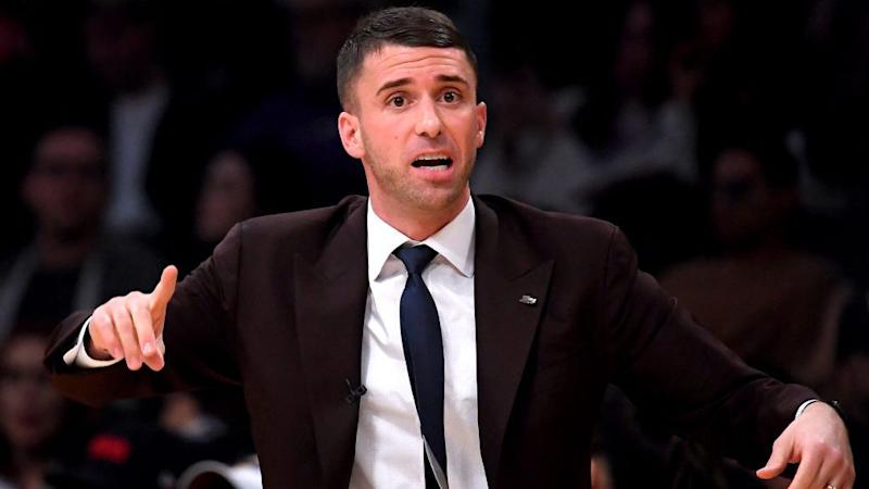 Ryan Saunders gets extension to be Wolves' permanent head coach