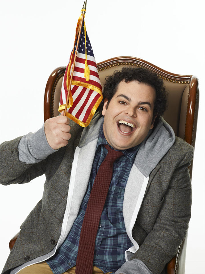 "Josh Gad as Skip in ""1600 Penn"" on NBC."