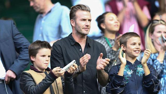 Former 'Galactico' David Beckham has taken to Instagram to heap praise on Real Madrid forward Cristiano Ronaldo following the Portuguese's stunning hat-trick against Atletico Madrid in the Champions League semi-final. The striker scored all of his side's goals in the 3-0 first leg victory that has given Los Blancos a strong foothold in the tie ahead of next week's return match at the Vicente Calderon. ⚽️ VAMOOOSSSS! Real Madrid 3-0 Atlético #RMUCL #HalaMadrid pic.twitter.com/VIFeDrE9rf —...