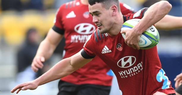 Rugby - Super Rugby - Super Rugby Aotearoa: le sans-faute des Crusaders continue