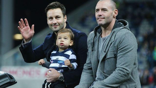 Bartel (L). Image: Getty