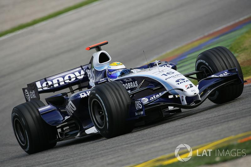 "2007: Williams-Toyota FW29<span class=""copyright"">Glenn Dunbar / Motorsport Images</span>"