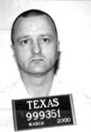 Texas Department of Criminal Justice photo of death row inmate Troy Clark