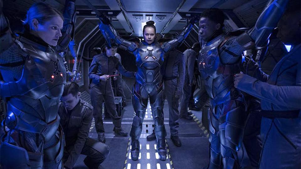 <p> Sci-fi with a gritty edge. That&#x2019;s what ALL good sci-fi is like, right? The Expanse is worlds apart from every other show in the genre. Set hundreds of years in the future, it tackles the reality of a future where mankind sprawls into the universe, taking command of everything it lays its hands on. Mars is now its own military power, and at odds with Earth. Their squabbles lay the foundation for an imminent war, which forms a tense backdrop for the show&#x2019;s main story, of a ship&#x2019;s captain (Steven Strait) and a detective (Thomas Jane), who unite to solve the case of a missing young woman. </p> <p> The world-building is as close to realistic as you can imagine. Forget the typical sci-fi signifiers; there&#x2019;s no weird portals to other dimensions, mad extraterrestrials, or weaponry that defies physics. What you&#x2019;re left with is a great story that&#x2019;s set to receive a season 4, courtesy of Amazon who picked it up for a final season. </p>