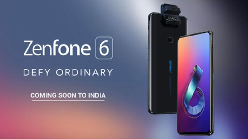 "ASUS ZenFone 6 to take on ""flagship killers"" in India"