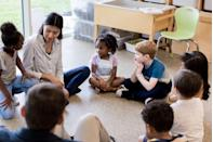 """<p>Memory, or """"working memory,"""" is one of the many important executive functions that children begin to develop at a young age. According to the Child Mind Institute, <a href=""""https://childmind.org/article/how-to-help-kids-with-working-memory-issues/"""" rel=""""nofollow noopener"""" target=""""_blank"""" data-ylk=""""slk:working memory"""" class=""""link rapid-noclick-resp"""">working memory</a> can be defined as """"the ability to keep in mind the information you need to complete a task."""" Whether or not this skill comes easily to your child, there are several strategies you can use to help them improve their working memory. </p><p>One enjoyable way for kids to sharpen their memory is through games. Many can be facilitated easily at home and require very little setup, especially since they primarily focus on the memorization of stories, poems, and sounds. If your child prefers something more hands-on, there are plenty of store-bought options that focus on visual and rule memorization, such as card games. For even greater convenience, you can also rely on digital games specifically designed to develop and hone memory skills. Add any of the following memory games for kids to your little one's rotation of <a href=""""https://www.womansday.com/life/g28168403/educational-games-for-kids/"""" rel=""""nofollow noopener"""" target=""""_blank"""" data-ylk=""""slk:educational activities"""" class=""""link rapid-noclick-resp"""">educational activities</a> and give them a head start in the memory department.</p>"""