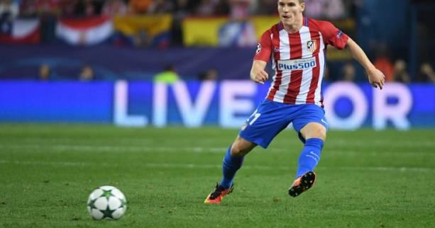 Foot - ESP - Atlético de Madrid : Kevin Gameiro forfait pour le derby face au Real Madrid
