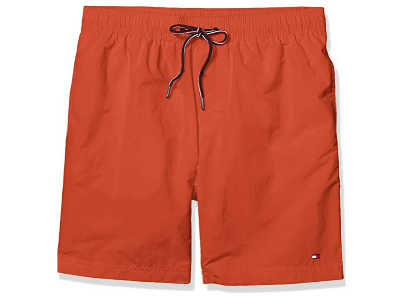 "Tommy Hilfiger Men's 7"" Swim Trunks"